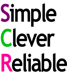 Simple Clever Reliable
